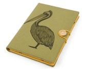 Pelican / iPad mini case, Kindle case, iPad mini cover, kindle cover, Kindle paperwhite case, voyage, Kobo, arc, aura, case, cover, handmade