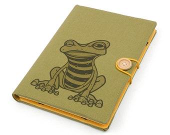 Tree Frog / iPad Air case, iPad cover, iPad Air cover, iPad case, Sony Xperia Z1 Z2 Z4 Samsung Galaxy Tab A 1 2 3 4 gift handmade case cover