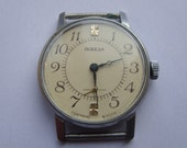 USSR POBEDA Vintage Mechanical Russian Wrist WATCH for your collection