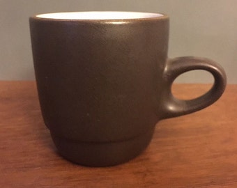 Edith Heath Coffee Mug Cup 205 Mid Century 1950s 50s