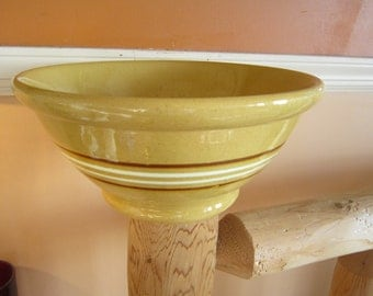 Antique Batter Bowl Etsy