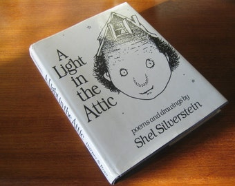 1981 A Light In The Attic By Shel Silverstein
