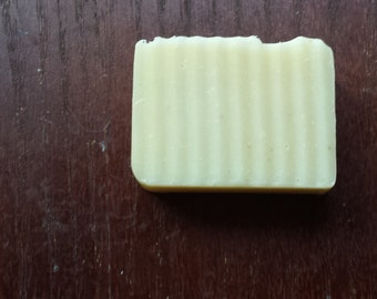 TREEHUGGER- nourishing handmade soap with the scent of cedar and frankincense