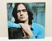 James Taylor  Sweet Baby James    also Fire and Rain and County Road  Record Album