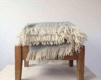 vintage Faribo blanket