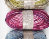 Special offer 1/3 off King Cole Big Value Tints Superchunky Knitting Wool Yarn