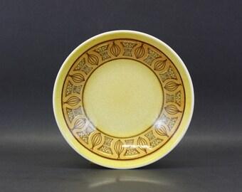 Vintage Taylor Smith Taylor 'Honey Gold' Mid Mod Bowl (E4946)