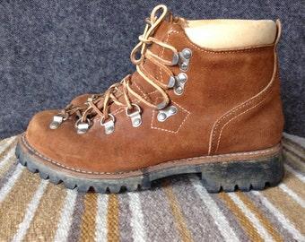 Vintage Gallenkamp hiking boots USA 7.5 Womens 9