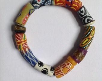 Beaded African Bracelet