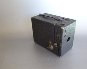 Awesome Kodak Model 120 Box Camera- We have a great selection of vintage cameras