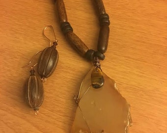 Aja Spirit of the Forest Jewelry Set - Reduced Price