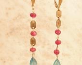 Custom Earrings For L.C.