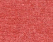 """Timeless Classic Chenille Upholstery Fabric - Durable - Washable - Soft hand - 56"""" wide - Polyester/Viscose - Color: Coral  - Per Yard"""
