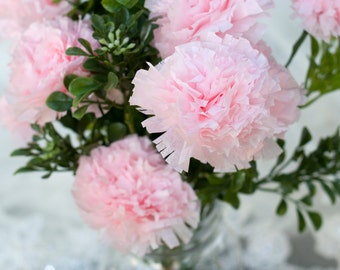 Paper Carnation