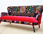 Suzani 3-seater sofa - July
