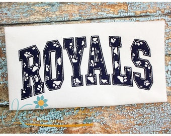 Royals Arched