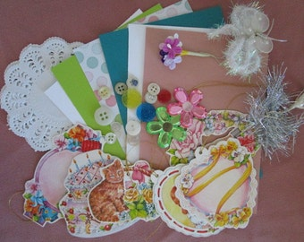 Paper Crafts, All Occasion Assortment, Scrapbooking, Card Making, Assemblage,