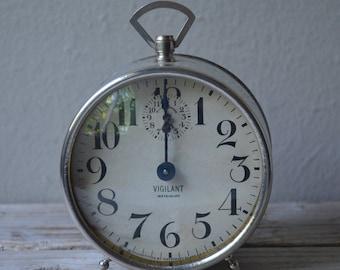Vintage Vigilant Alarm Clock