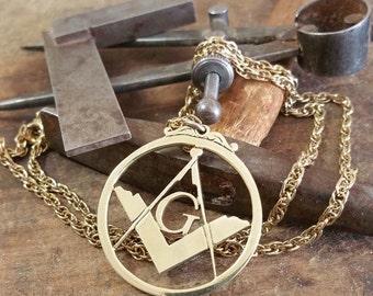 Masonic Masters Jewel
