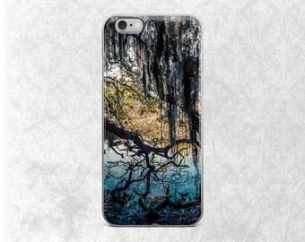 Oak Tree iPhone Case, Nature iPhone, Savannah Georgia iPhone, Georgia Galaxy S7 Case, iPhone 6 Tough Case, Gothic Galaxy S7 Case, iPhone 7