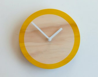Objectify Halo Wall Clock
