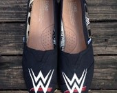WWE TOMS - Men's Shoes Size 10