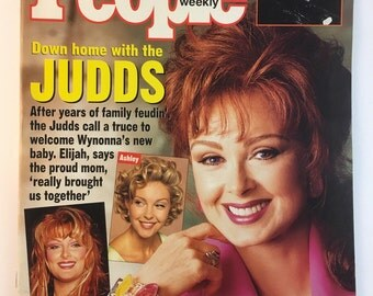 The Judds / May 22 1995 / People Weekly Magazine