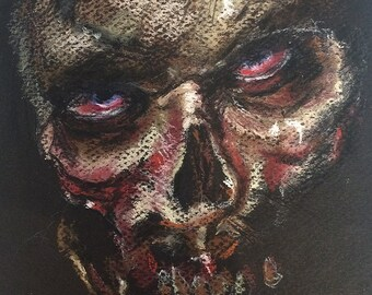 Walker - The Walking Dead #31DaysofHalloween