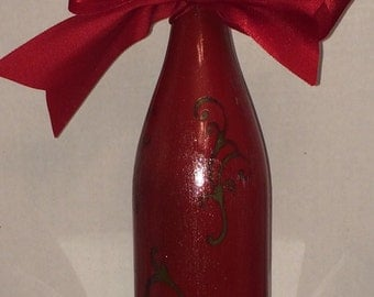 Wine Bottle Decore