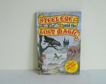 Vintage Ladybird Book - Steel Eye and the Lost Magic