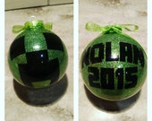 Custom Minecraft Creeper Inspired Ornament