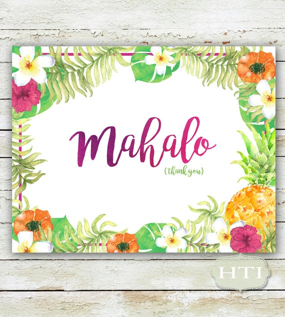 Hawaiian Themed Invitations is amazing invitations layout