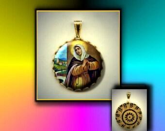 Saint of illness