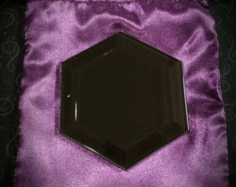 Magickally Hand Crafted Scrying Mirrors