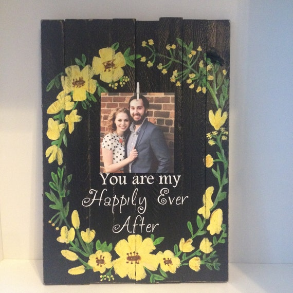 Etsy Wedding Gift Ideas: Items Similar To Personalized Wedding Gift Pallet Sign