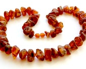 Baltic Amber Necklace Raw Natural Baltic Amber Beads