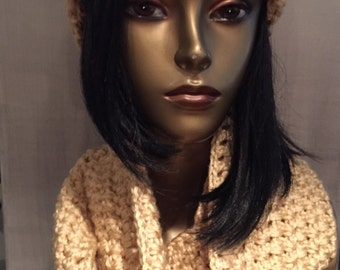 Cowl & hat set