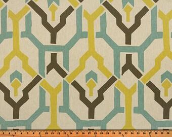 Pushpa Collins Laken Curtain Panels 24W or 50W x 63, 84, 90, 96 or 108L Premier Prints