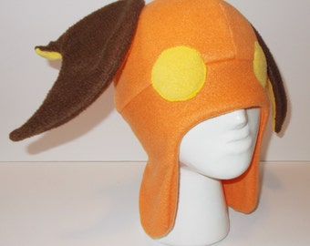 Pokemon Fleece Raichu Aviator Hat