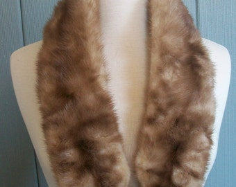 Vintage Mink Stole From 1960's