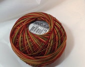 Lizbeth Tatting Thread - Size 20 - Made by Handy Hands - Autumn Spice - Color 136 - Your Choice of Amount