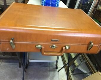 Vintage Samsonite Suitcase Luggage with original box