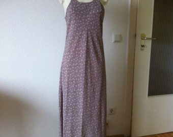 SALE 90s Boho Daisy Festival Grunge Maxi Dress by Rampage