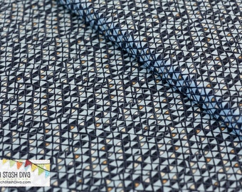 Shimmer Creek Blue From Art Gallery's Indian Summer Collection - Choose Your Cut