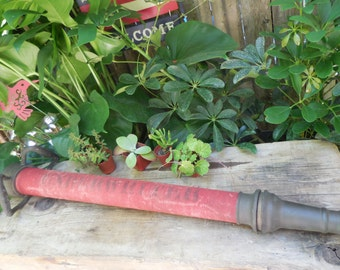 "Antique/Vintage ""Underwriters"" playpipe Fire Hose Nozzle"