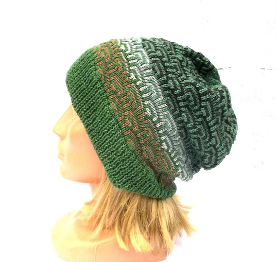 Knitting Yarn Bdo : Knitted colorful wool beanie knit winter by