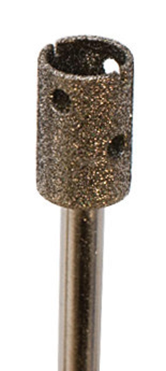 diamant kernbohrer bohrmaschine 11mm bohrl cher in fliesen. Black Bedroom Furniture Sets. Home Design Ideas