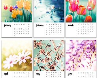 2017 calendar photography calendar floral 4x6 5x7 2017 desk calendar with easel fine art photography botanical 2017 nature calendar tulips