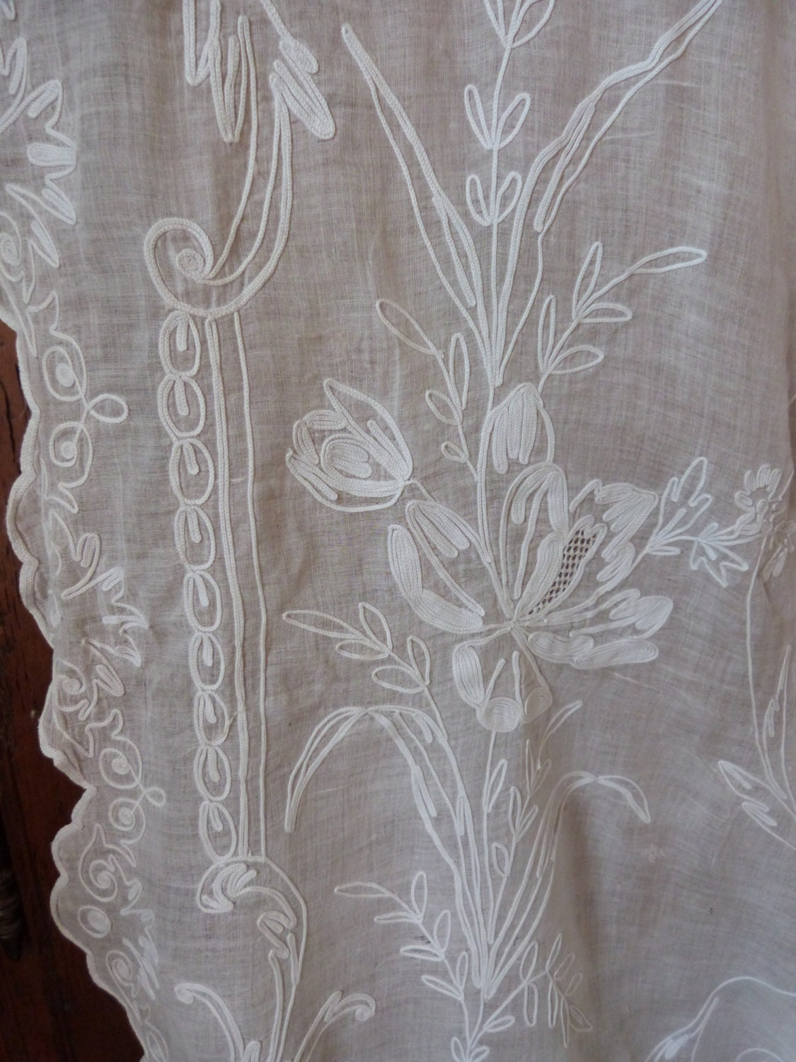 antique french curtains pictures to pin on pinterest