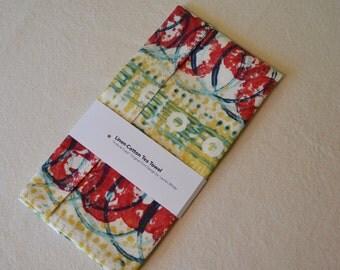 Linen-Cotton Tea Towel